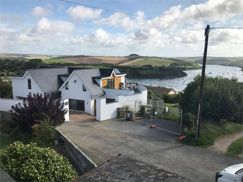 Semi Detached House for sale in Vantage Point, Bonaventure Road, Salcombe, England