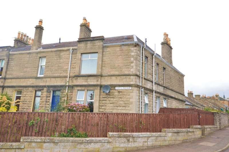 2 Bedrooms Flat for sale in Bennochy Road, Kirkcaldy, KY2