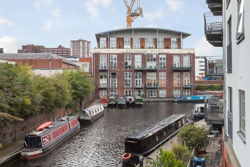 2 Bedrooms Apartment Flat for sale in Grosvenor Street West, Birmingham, B16
