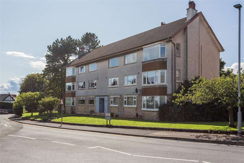 3 Bedrooms Flat for sale in Yerton Brae, West Kilbride, North Ayrshire, KA23