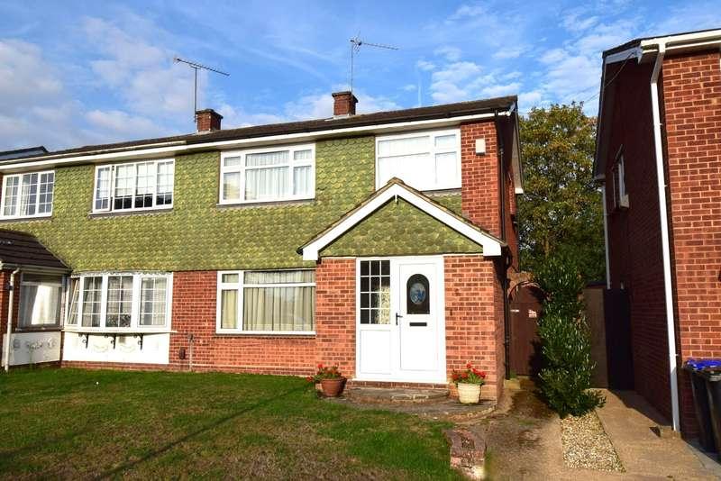 3 Bedrooms Semi Detached House for sale in Devonshire Close, Farnham Royal, SL2