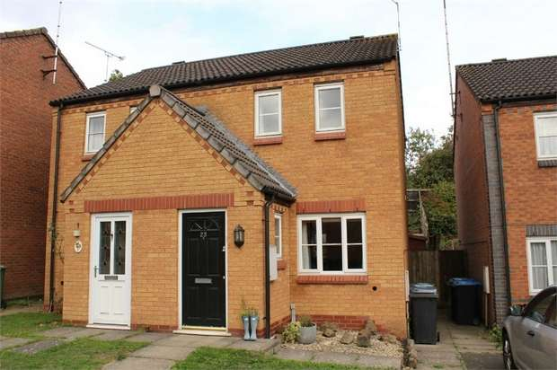 2 Bedrooms Semi Detached House for sale in Lutterworth