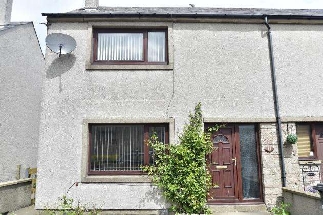 2 Bedrooms Semi Detached House for sale in Hillview Crescent, Rosehearty, AB43