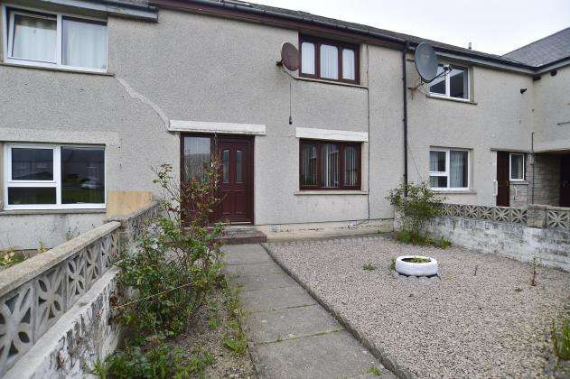 2 Bedrooms Terraced House for sale in St Andrew's Drive, Fraserburgh, AB43
