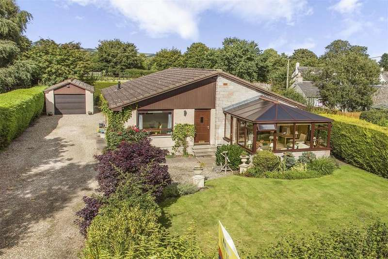 3 Bedrooms Detached Bungalow for sale in Fingask, Myreriggs Road, Coupar Angus Road, Blairgowrie