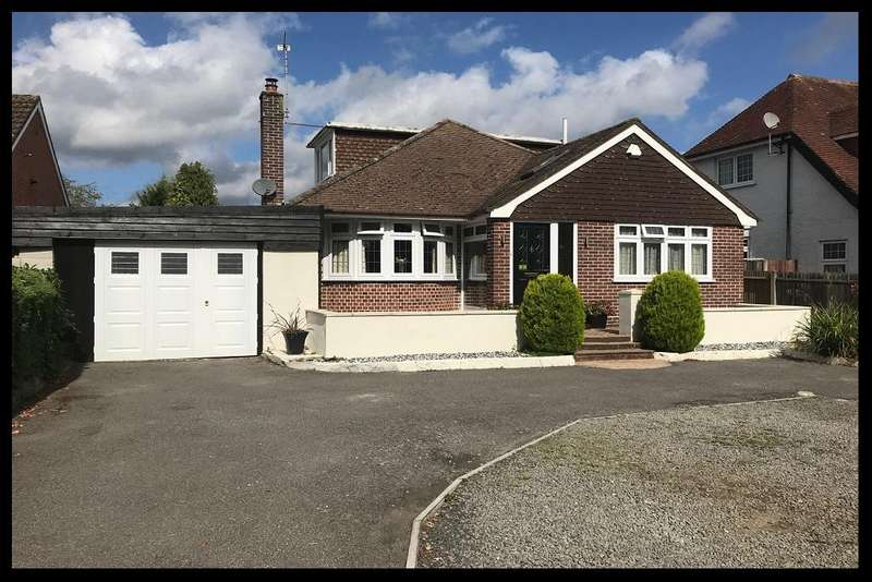 4 Bedrooms Detached Bungalow for sale in Lyndhurst Road, Ashurst, Southampton SO40