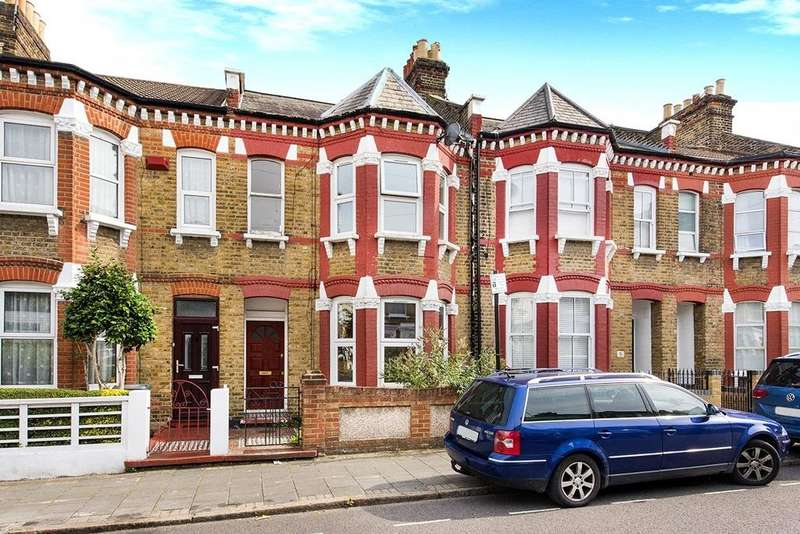5 Bedrooms Terraced House for sale in Eade Road, Finsbury Park, London, N4