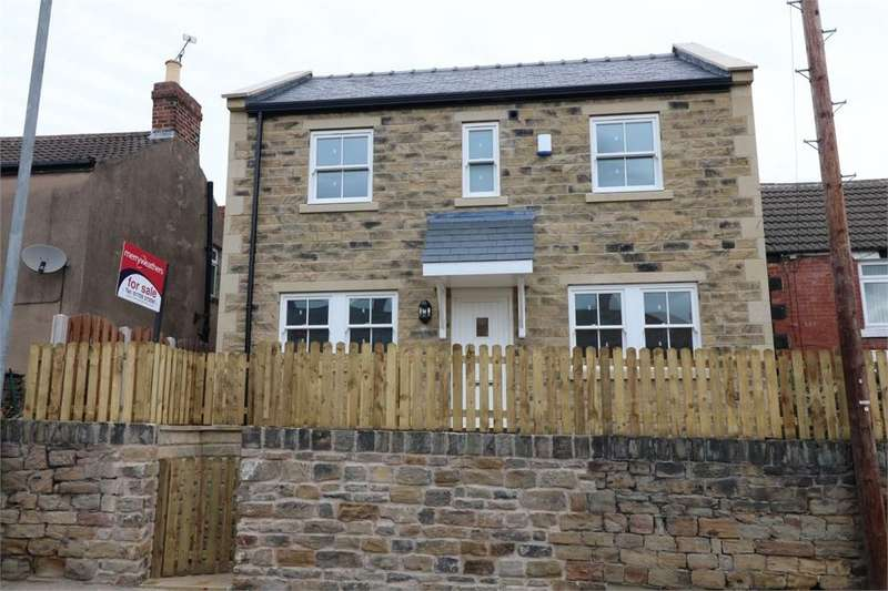 4 Bedrooms Detached House for sale in Lakeside View Plot 1, Church Street, Greasbrough, Rotherham, South Yorkshire