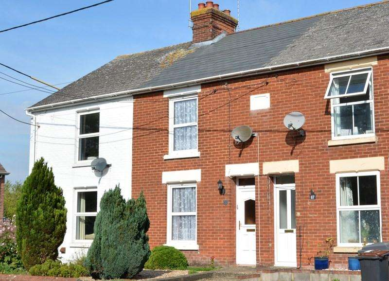 2 Bedrooms Terraced House for sale in Vigo Road, Andover