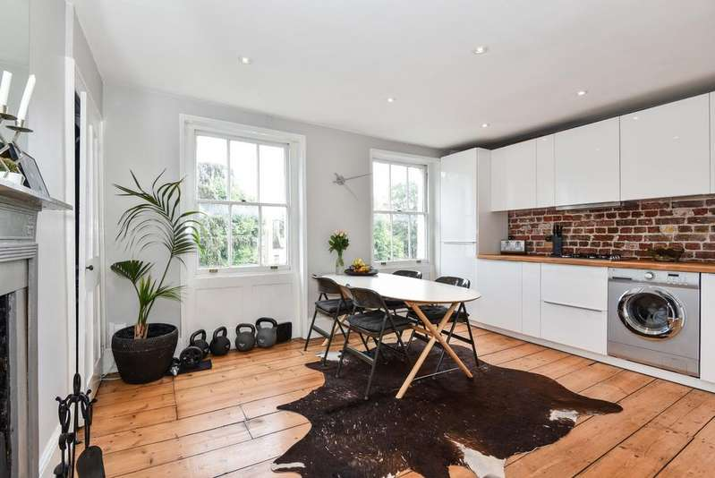 2 Bedrooms Flat for sale in Brixton Road Brixton SW9
