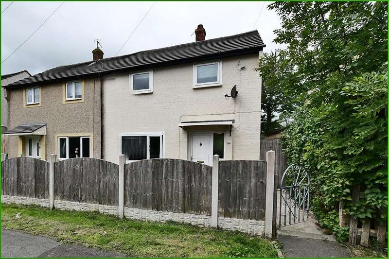 3 Bedrooms Semi Detached House for sale in Kenilworth Drive, Earby BB18
