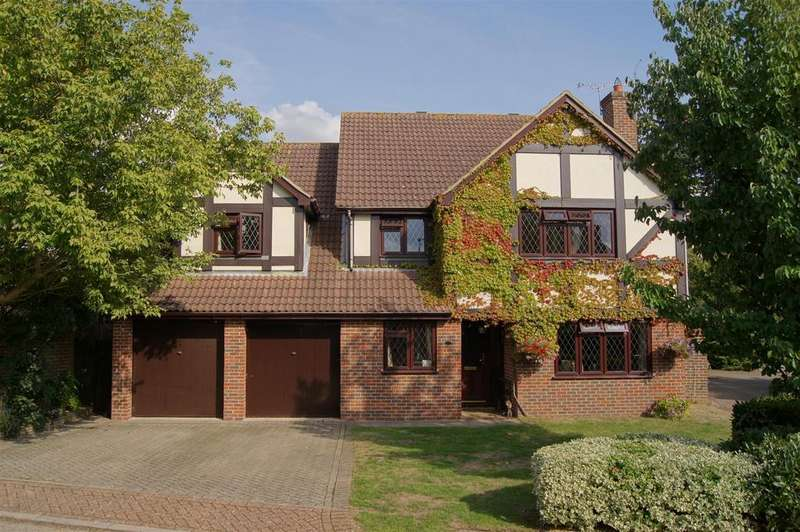 5 Bedrooms Detached House for sale in The Acorns, Thurston
