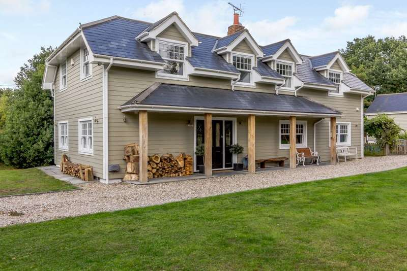 6 Bedrooms Detached House for sale in Wood Edge, Main Road, Chelmsford, Essex CM3 4HW
