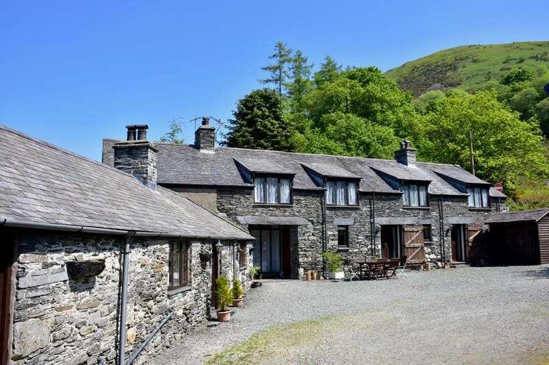 7 Bedrooms Detached House for sale in Rhosgadlas, Tal Y Llyn, LL36 9AJ