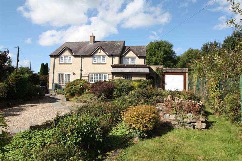 3 Bedrooms Detached House for sale in Graiglwyd, Druid Road, Menai Bridge