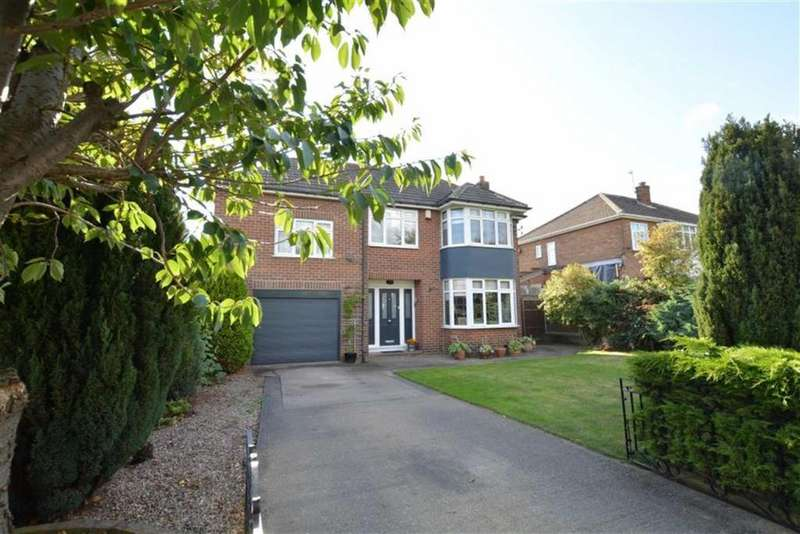 4 Bedrooms Detached House for sale in Highfield Road, Pontefract, WF8