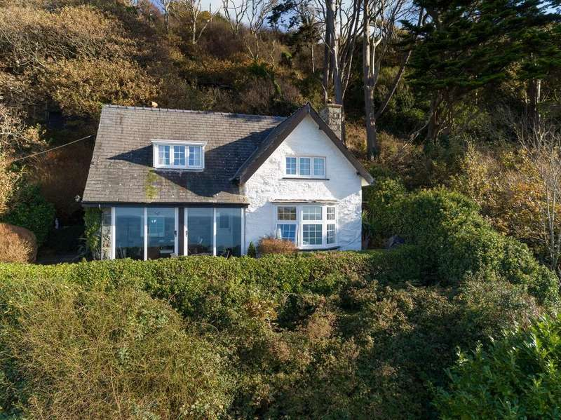 4 Bedrooms Detached House for sale in Briar Bank, Llanaber, LL42 1YP