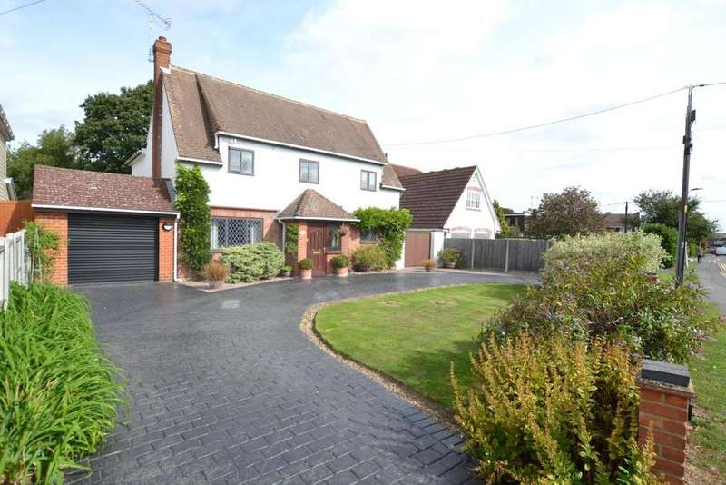 5 Bedrooms Detached House for sale in Perry Street, Billericay, Essex, CM12