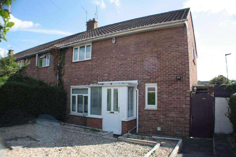 3 Bedrooms End Of Terrace House for sale in Coleshill Drive, Hartcliffe, Bristol, BS13 9QP