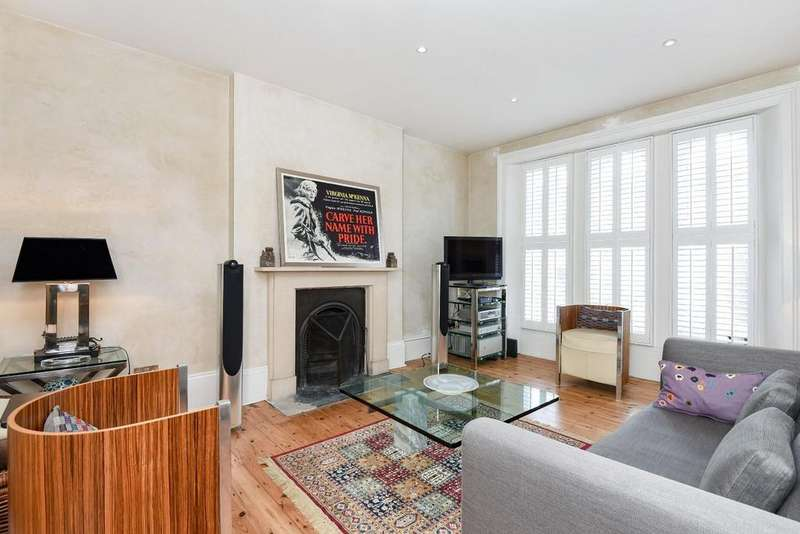 3 Bedrooms Flat for sale in Alfred Road, Acton