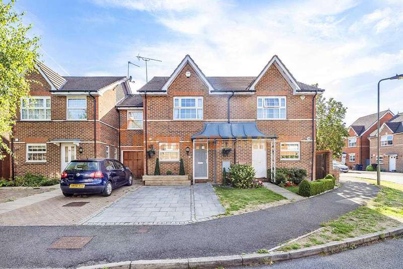 2 Bedrooms House for sale in Sebergham Grove, Mill Hill