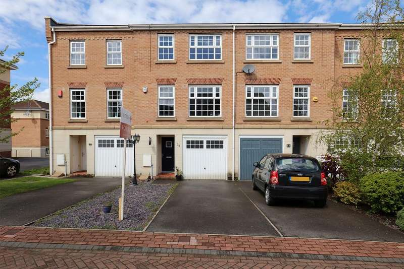 3 Bedrooms Town House for sale in Middlepeak Way, Handsworth