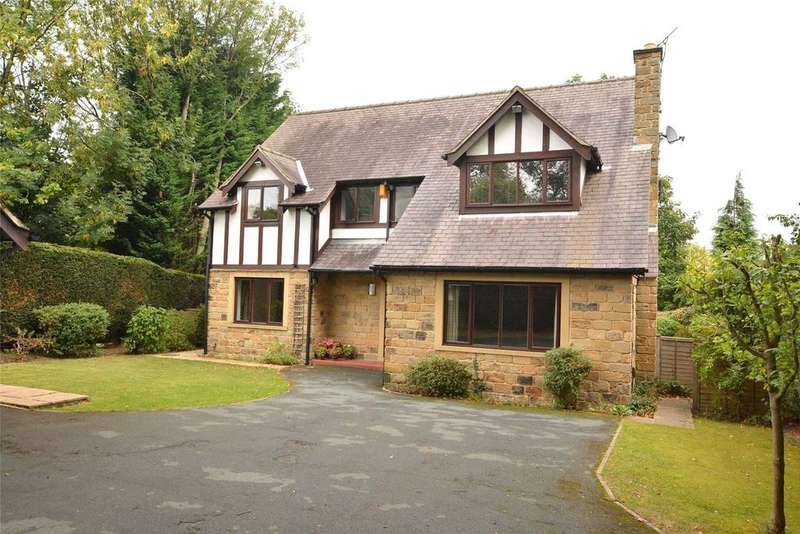 4 Bedrooms Detached House for sale in Westways Drive, Roundhay, Leeds