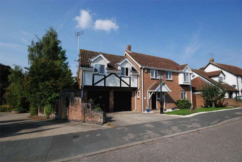 6 Bedrooms Detached House for sale in Knights Road, Coggeshall, Essex