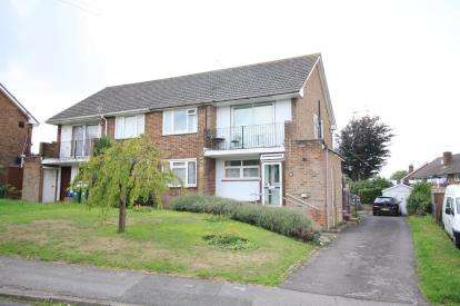 2 Bedrooms Maisonette Flat for sale in Townhill Park, Southampton, Hampshire