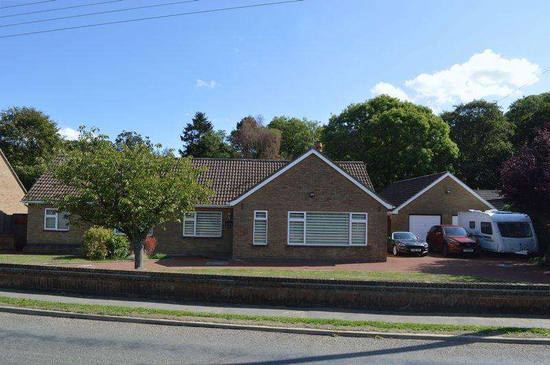 5 Bedrooms Detached Bungalow for sale in Scothern Lane, Sudbrooke