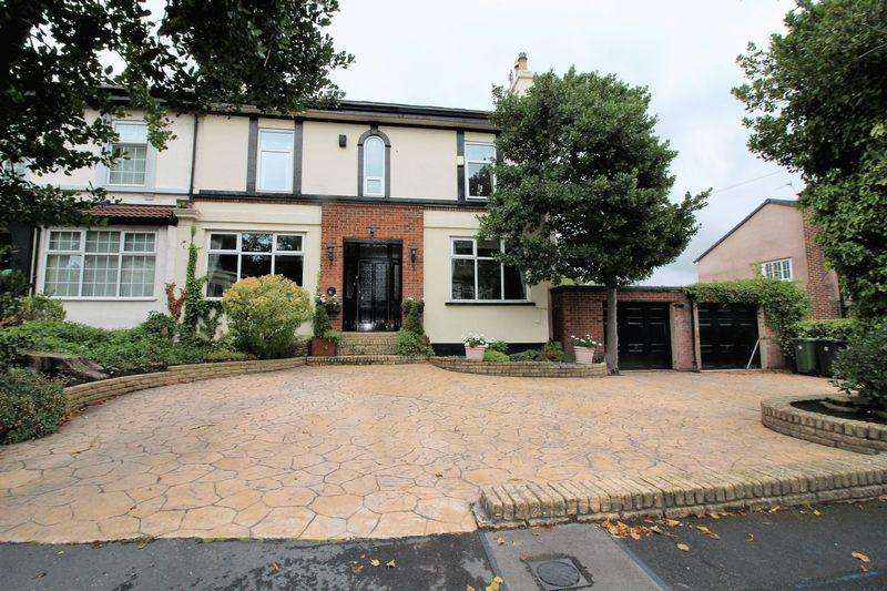 4 Bedrooms Semi Detached House for sale in Litherland Park, Liverpool