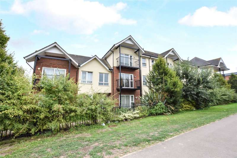 1 Bedroom Apartment Flat for sale in Merydene Court, London Road, Bracknell, Berkshire, RG42