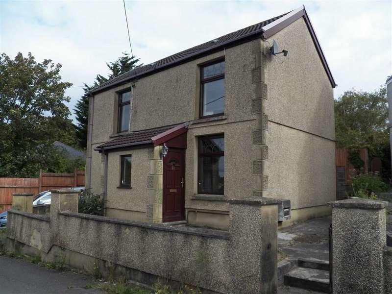 4 Bedrooms Detached House for sale in Glynderwen Road, Llwynhendy, Llanelli