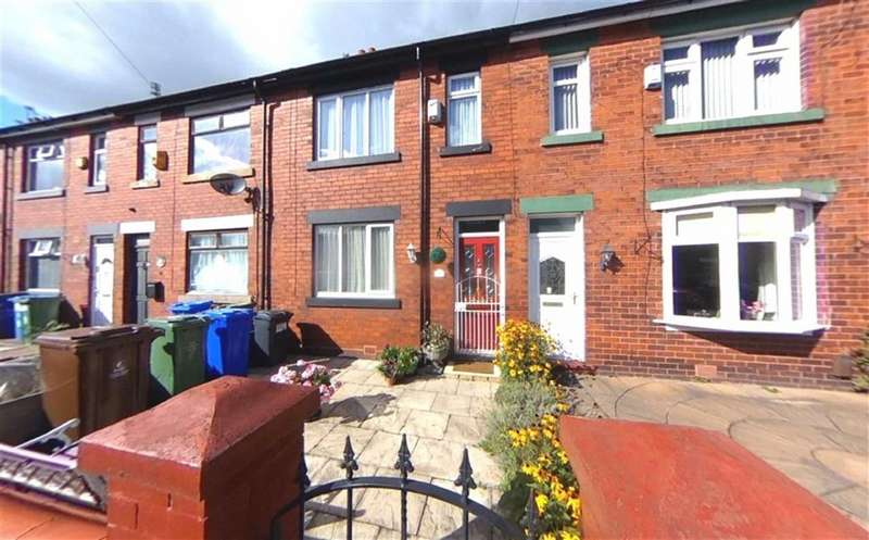 2 Bedrooms Terraced House for sale in Prince Edward Avenue, Denton, Manchester