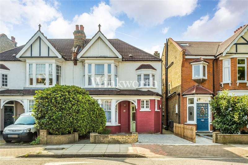 4 Bedrooms Semi Detached House for sale in The Mall, London, N14