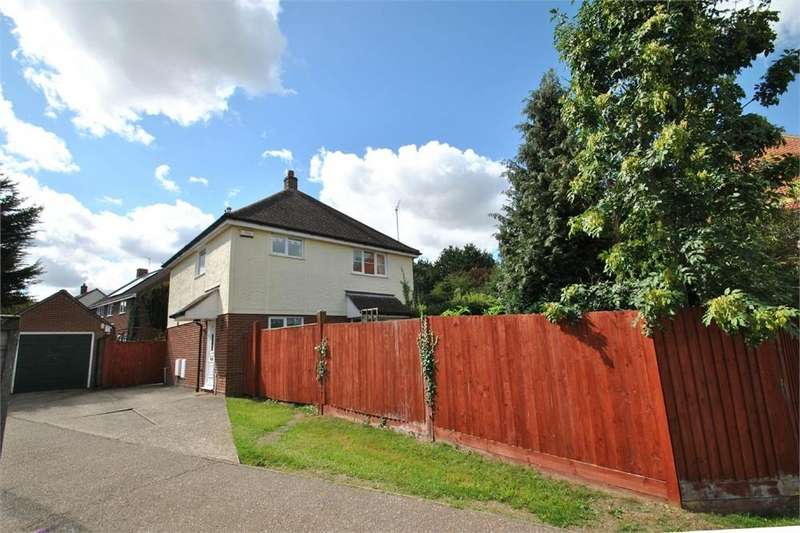 3 Bedrooms Detached House for sale in Longleaf Drive, BRAINTREE, Essex