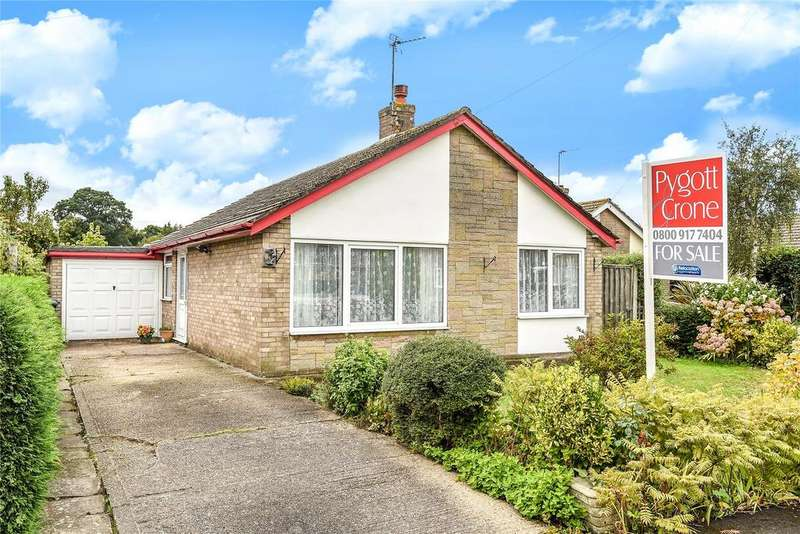 3 Bedrooms Detached Bungalow for sale in Londesborough Way, Metheringham, LN4