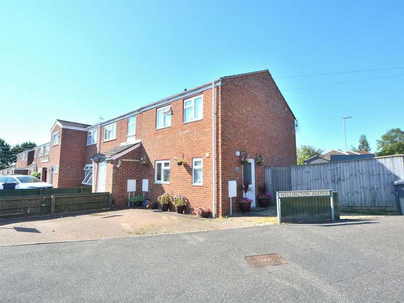 3 Bedrooms End Of Terrace House for sale in Wellington Avenue, St. Ives, Cambridgeshire