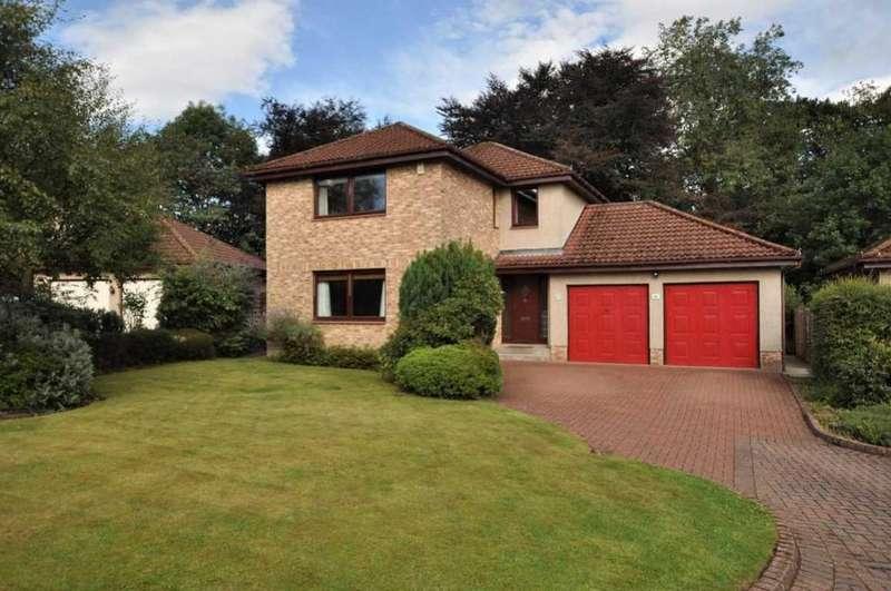 4 Bedrooms Detached House for sale in 80 Arns Grove, Alloa, FK10 2EF, UK
