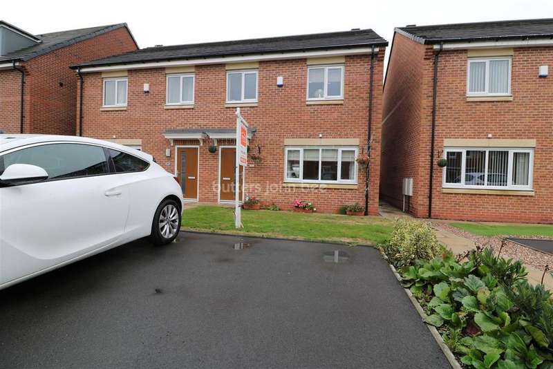 3 Bedrooms Semi Detached House for sale in Kelbrook Grove