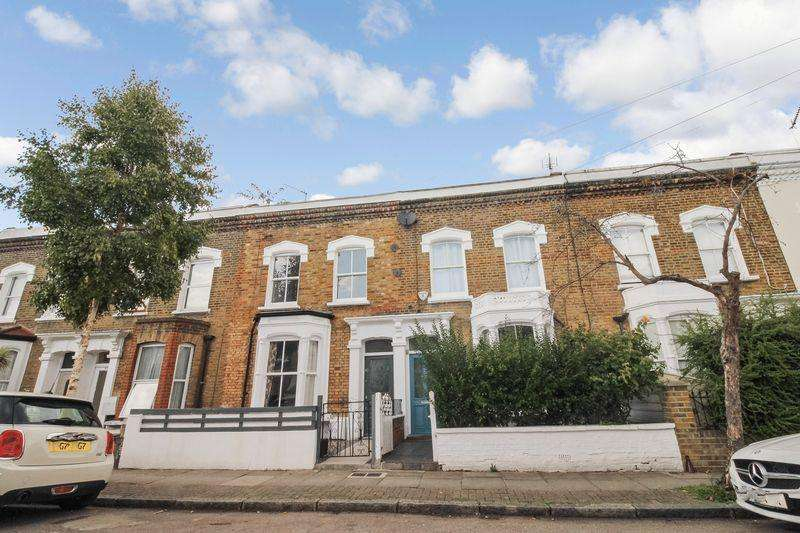 4 Bedrooms Terraced House for sale in Chatterton Road, Finsbury Park N4