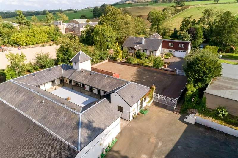 4 Bedrooms Equestrian Facility Character Property for sale in 164 Woodhall Road, Edinburgh, EH13