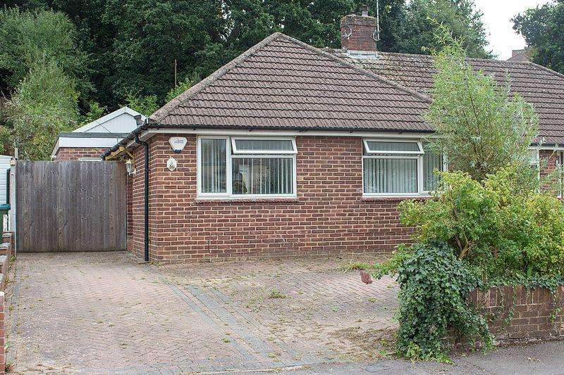 3 Bedrooms Semi Detached Bungalow for sale in Southampton