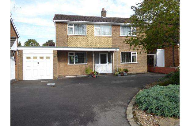 4 Bedrooms House for sale in GLOUCESTER ROAD, WALSALL