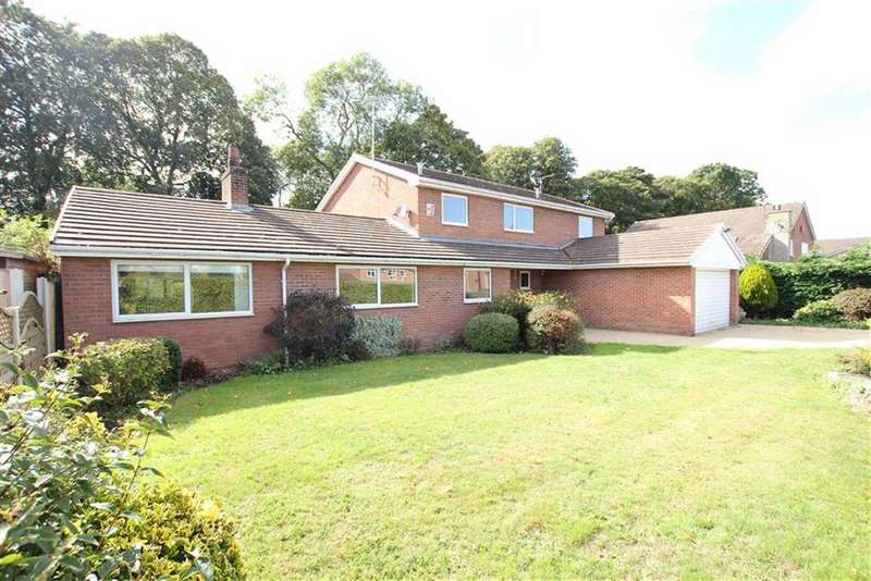 4 Bedrooms Detached House for sale in Stonewalls, Burton, Rossett