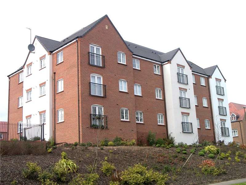 1 Bedroom Flat for sale in Denby Bank, Marehay, Derbyshire, DE5