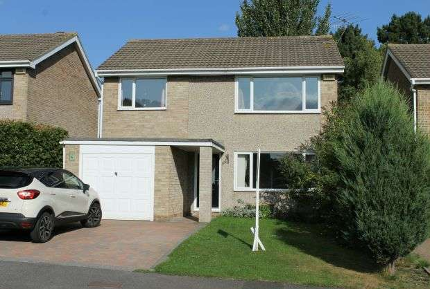 4 Bedrooms Detached House for sale in Primrose Close, Hutton Meadows, Guisborough