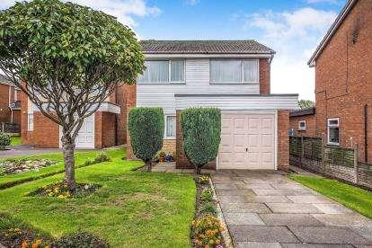 3 Bedrooms Detached House for sale in Balmoral, Adlington, Chorley, Lancashire
