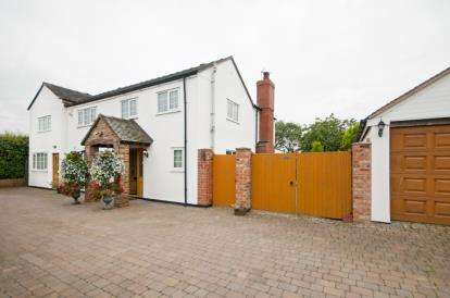 5 Bedrooms Detached House for sale in Common Lane, Bednall, Stafford, Staffordshire