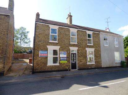 4 Bedrooms Semi Detached House for sale in North Street, Stanground, Peterborough, Cambridgeshire